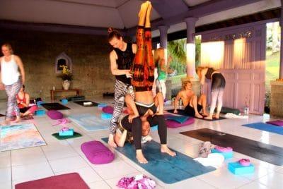 Yoga Bali
